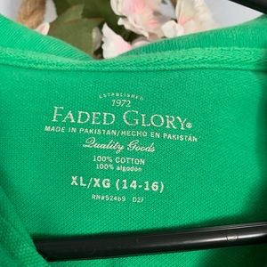 Faded Glory polo